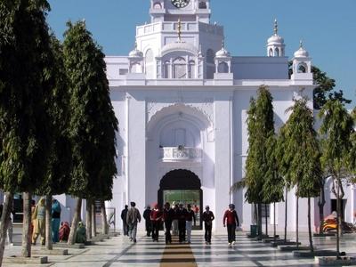 Fatehgarh Sahib Gurdwara Punjab