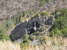 Falls On Bishop Creek