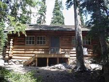 Fern Lake Patrol Cabin