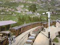 Tan y Bwlch Railway Station