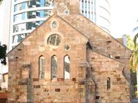 Todos los santos de la Iglesia Anglicana