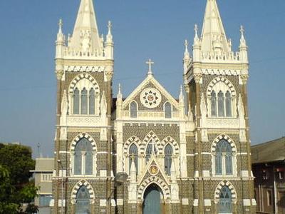 Mount Mary Church Mumbai