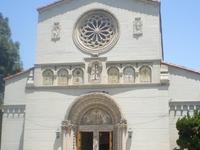 Preciosa Sangre Iglesia Católica