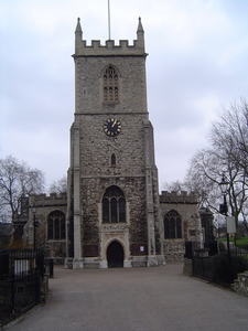 St Dunstan And All Saints