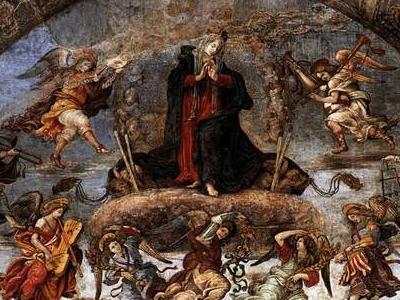 Filippino Lippi  2 C Cappella Carafa  2 C Assunzione