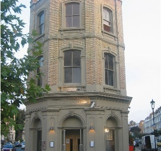 Finborough Theatre Outside
