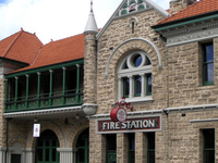 Old Perth Fire Station