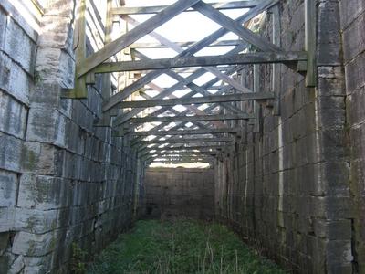 First Lock At Lockington Interior
