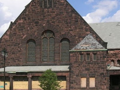 First Unitarian Church Of Detroit