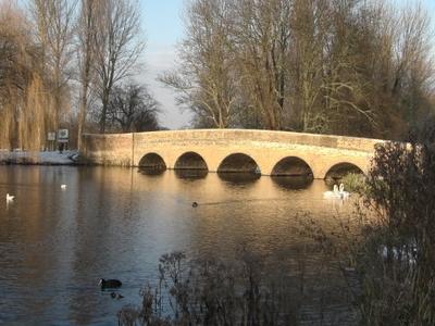 Five Arches Bridge
