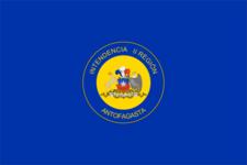 Flag Of Antofagasta Region 2 C Chile