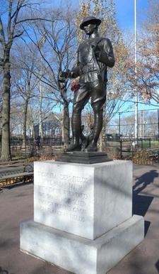 Flanders Field Memorial