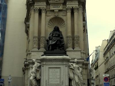 The Fontaine Molière