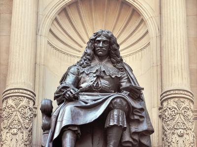 Statue Of Molière