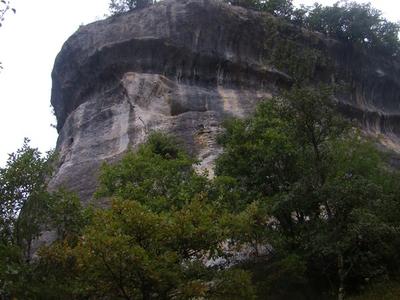 Cliff At Font-de-Gaume