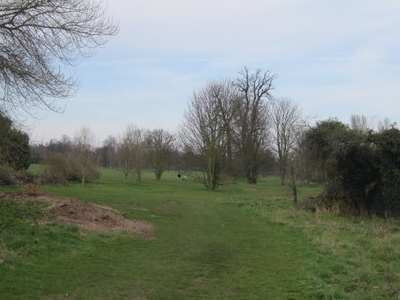 View Of Foots Cray Meadows