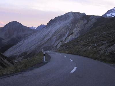 Livigno Pass
