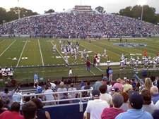 Game At Foreman Field
