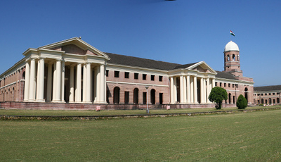 Forest  Research  Institute Campus