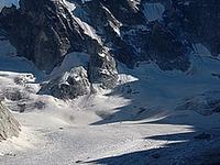 Forno Glacier