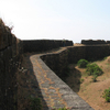 Fortification Wall At Visapur
