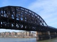 Fort Wayne Puente del ferrocarril