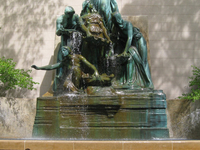 Fountain of The Great Lakes