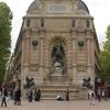 The Fontaine Saint-Michel