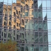 Fractured Lafayette Reflection