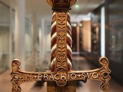 Francis I's Sword