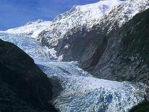 Benson Glacier