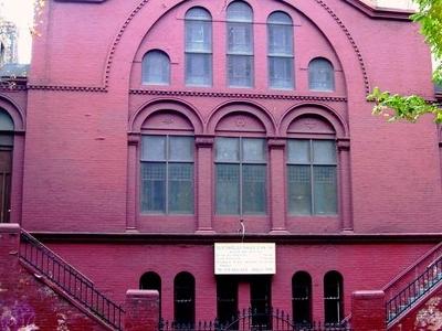 Original Catholic Apostolic Sanctuary On 16th Street