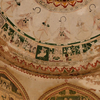 Frescoed Ceiling Of Sethani Ki Chhatri