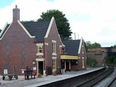 Froghall Station