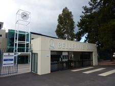 Front Gate Bellerive Oval