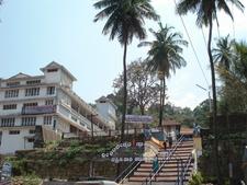 Front View Of The Kalaseshwara Temple