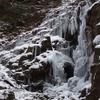 Frozen Water Fall