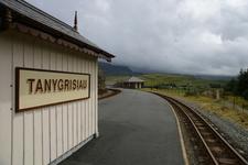 Tanygrisiau Railway Station