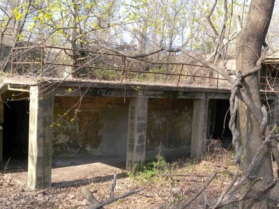 Abandoned Fortification