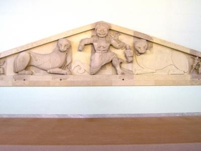The Full Pediment