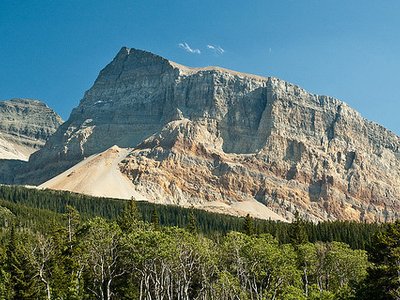 Gable Mountain - Glacier - USA