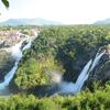 Gaganachukki And Bharachukki Falls