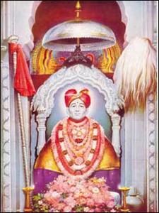 Gajanan Maharaj Samadhi