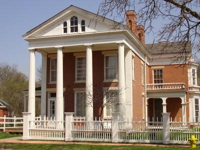 Washburne  House