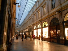 Galeries Royales Saint Hubert Brussels