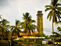 Galle Clock Tower