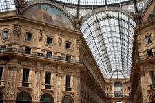Galleria Vittorio Emanuele II Details - Milano