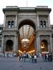 Galleria Vittorio Emanuele II Entrance - Milano