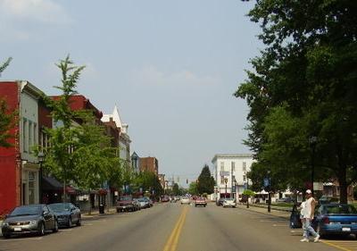 Gallipolis Ohio Downtown