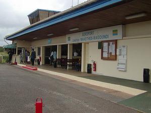 Gamba Aeropuerto